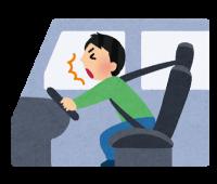 交通事故でのむち打ち
